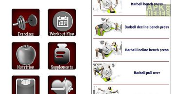 Bodybuilding Workout Plans Pro For Android Free Download At Apk Here