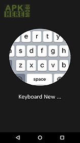 keyboard new
