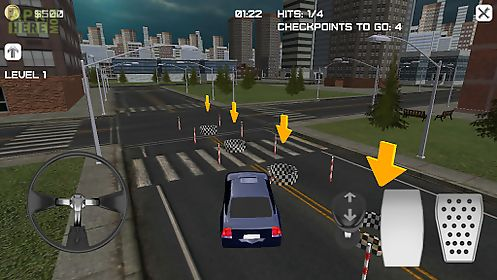 precision driving 3d 2