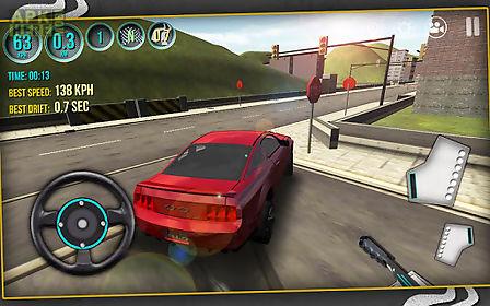 drift car simulator 3d