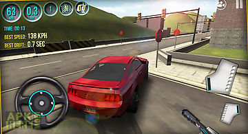 Drift car simulator 3d