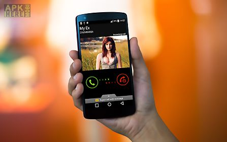 Fake phone call for Android free download at Apk Here store