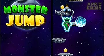 Monster jump: galaxy