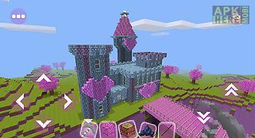 Princess girls: craft & build