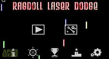 Ragdoll laser dodge free