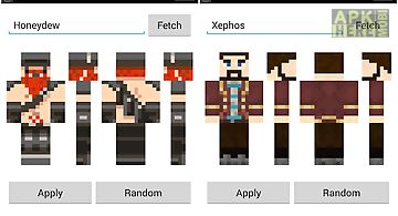 Pocket Skin Mcpe Skins For Android Free Download At Apk Here Store - Skins para minecraft pe com