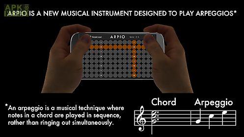 arpio a new musical instrument