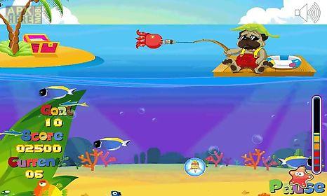 go fishing-fishing game