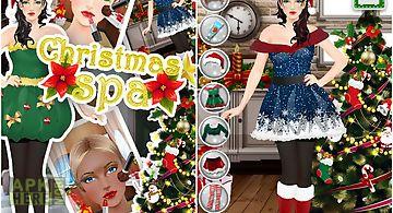 Holiday spa,dress design