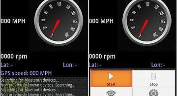 Obd2-elm327. car diagnostics