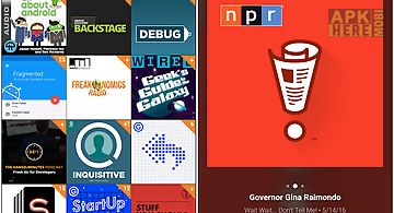 Podcast & radio addict