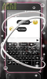 Really fancy keyboard for Android free download at Apk Here store