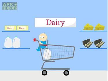 toddler shopping