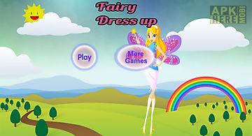 Fairy dress up free