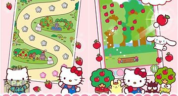 Hello kitty orchard customary