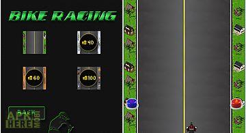 Highway bike race3d