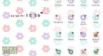 Cute theme-sugar daisy-