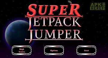 Jetpack jumper
