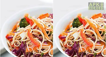 Asian food recipes app for android free download at apk here store asian noodle salad recipe forumfinder Gallery