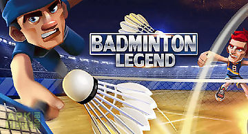 Badminton legend