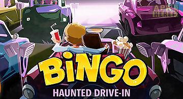 Bingo! haunted drive-in