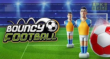 Bouncy football