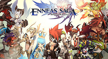 Enneas saga: descent of angels
