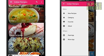 Indian recipes food for android free download at apk here store indian recipes khaana app forumfinder Images