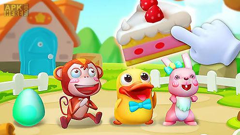 little panda: mini games