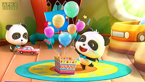 little panda: mini games