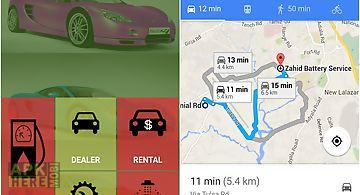 Nearest car solution finder