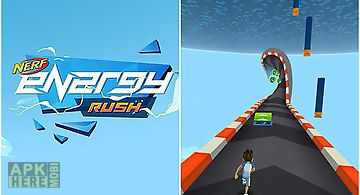 Nerf energy rush