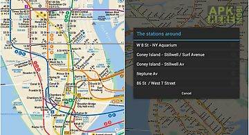 New York Subway Map Mobile.New York Metro Map For Android Free Download At Apk Here Store