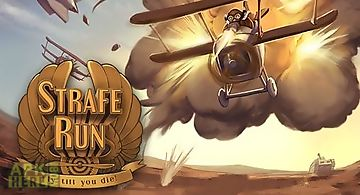 Strafe run: fly till you die!