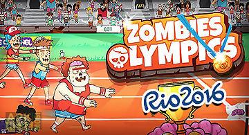 Zombies olympics games: rio 2016
