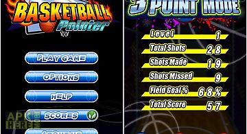 Basketball pointer