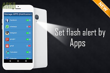 flash light alerts
