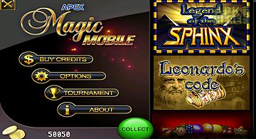 Magic mobile slots