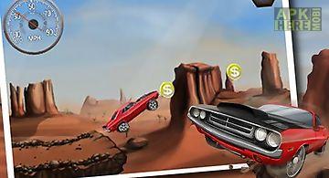 Stunt car challenge