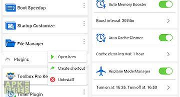 Auto tasks plugin