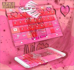 keyboard valentine