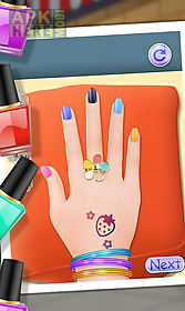 Nail makeover girls games for android free download at apk here nail makeover girls games nail makeover girls games prinsesfo Gallery