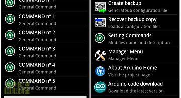 Remote control arduino free