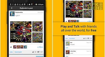 Rocku talk(game fan community)