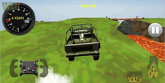 world car drive race jeep 4x4
