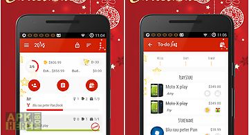 free christmas list for android free download at apk here store