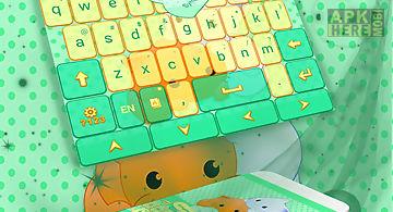 Cute keyboard