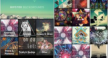 Hipster backgrounds