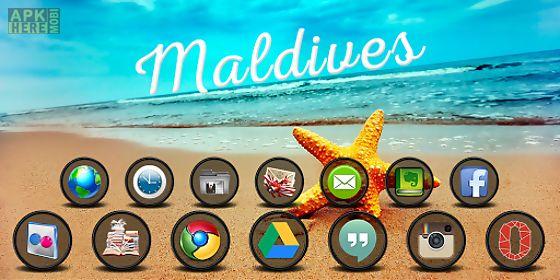 maldives - solo theme