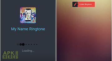 Ringtone maker - voice caller